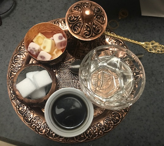 [バルカン実践!]果たしてお味は??トルココーヒーを淹れてみました。[作り方も紹介]