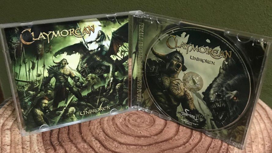 [Review]Claymorean – Unbroken(セルビア/フィーメイル・エピック・パワーメタル)