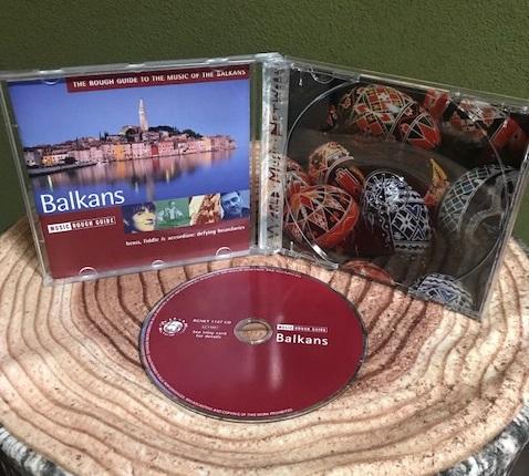 [バルカンの音Review]VA – The Rough Guide To The Music Of The Balkans(バルカン/フォーク・トラディショナル)