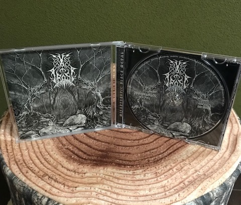 [レビュー]The Frost – … Of The Forest Unknown (クロアチア/ブラックメタル)