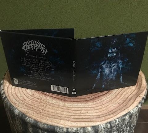 [レビュー]Bane – Esoteric Formulae(セルビア/メロディックブラック・デス)