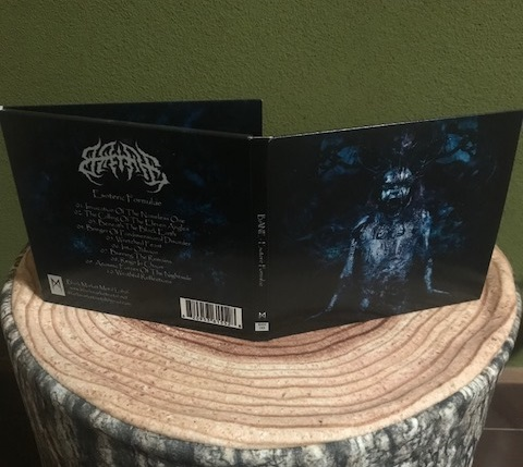 [Review]Bane – Esoteric Formulae(セルビア/メロディックブラック・デス)