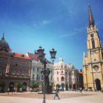 [ 聖地巡礼??]セルビア&ボスニアひとり旅~ノヴィ・サド編part1[メタルツアーも]