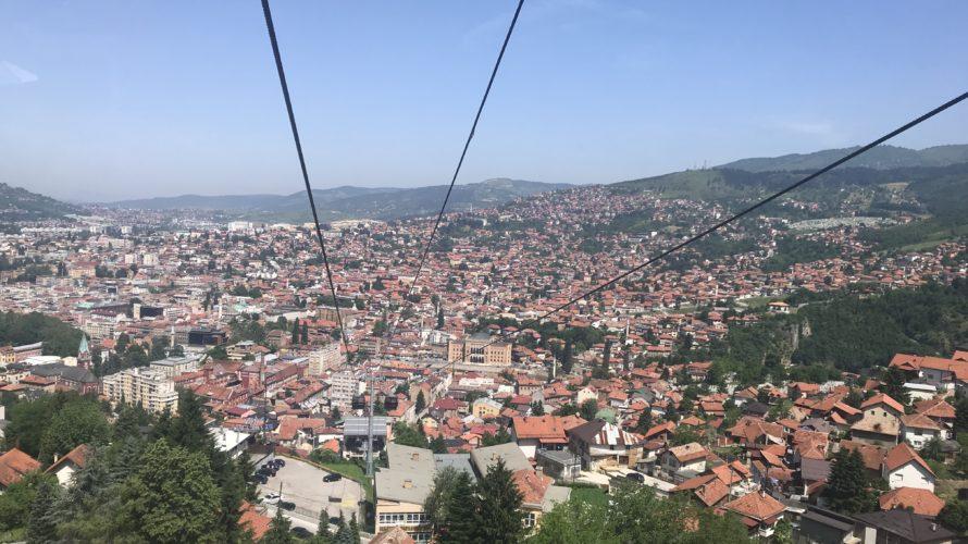 [ 聖地巡礼??]セルビア&ボスニアひとり旅~サラエボ編part2[メタルツアーも]