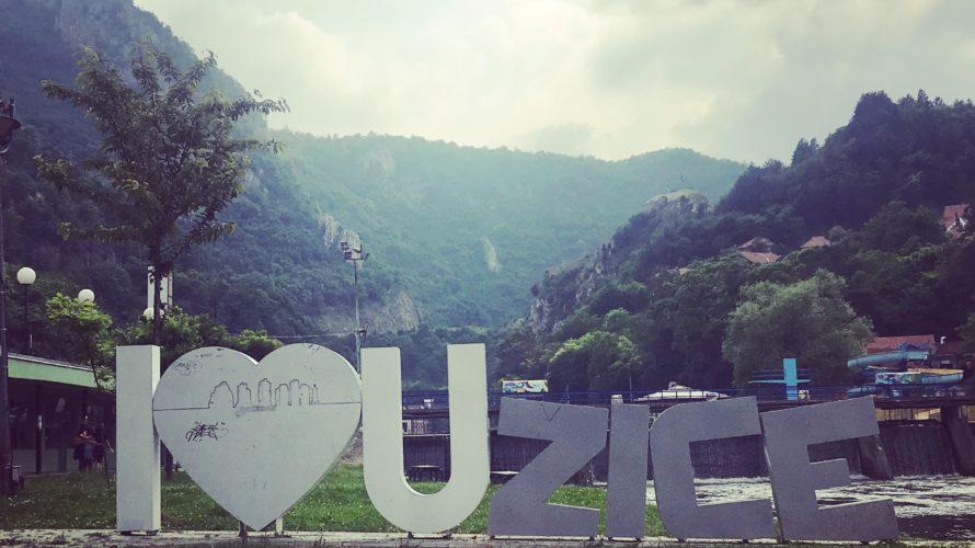 [ 聖地巡礼??]セルビア&ボスニアひとり旅~セルビア中央西部の街ウジツェ編part1[メタルツアーも]