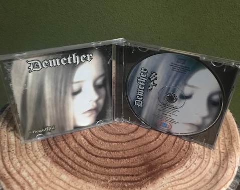 [レビュー]Demether – Beautiful (セルビア/フィーメイルゴシック・シンフォ)
