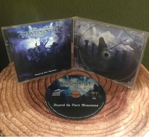 [レビュー]Sakramentum – Beyond the Dark Mountains(セルビア/シンフォニック・ブラックメタル)