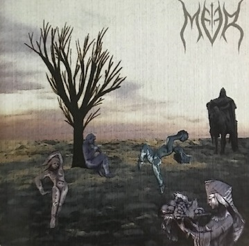 [Review]Mor – Храм крви и празнине (セルビア/ブラックメタル)