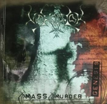 [Review]Vokodlok – Mass Murder Genesis (ルーマニア/ブラックメタル)