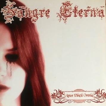 [Review]Sangre Eterna – Amor Vincit Omnia(セルビア/シンフォニック・ブラックメタル)
