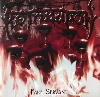 [レビュー]Retribution – Fake Servant (セルビア/デスメタル)