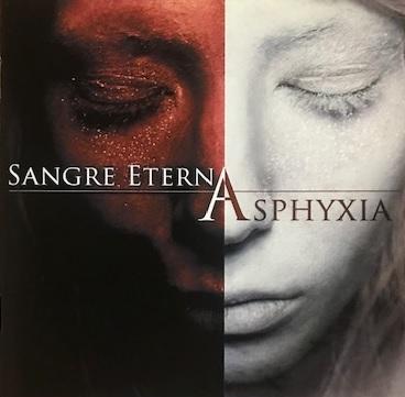 [レビュー]Sangre Eterna – Asphyxia(セルビア/メロディック・デスメタル)
