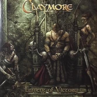 [レビュー]Claymore – Lament of Victory(セルビア/フィーメイル・エピックメタル)