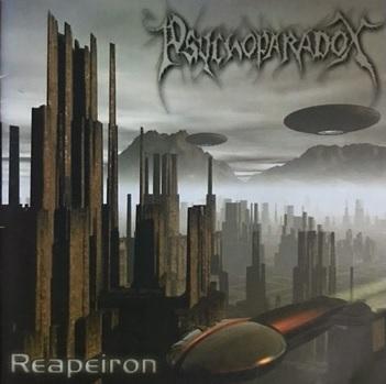 [レビュー]Psychoparadox – Reapeiron (セルビア/メロディック・デスメタル)