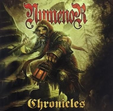 [レビュー]Númenor – Chronicles from the Realms Beyond (セルビア/メロディック・エピックメタル)